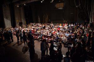 Il pubblico – Presentazione stagione Teatro della Toscana 19.20_ ph. Filippo Manzini