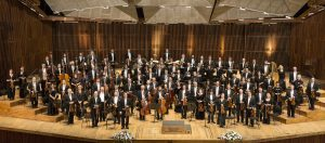Israel Philharmonic Orchestra © Oded Antman