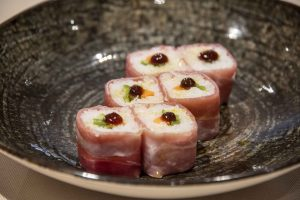 Machi Sushi di prosciutto toscano DOP 1