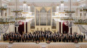 Orchestra Filarmonica di San Pietroburgo © Stas Levshin