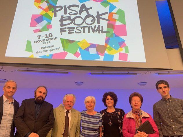 da sinistra, Stefano Giachi, Andrea Buscemi, Massimo Messina, Lucia Della Porta, Francesca Navarria, Marinella Pasquinucci, Federico Drago