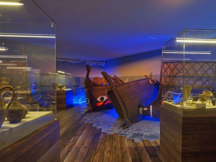 mostra Alalia Museo Vetulonia