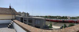 tetto Ex Dogane Rifredi foto di Marco Dalmasso