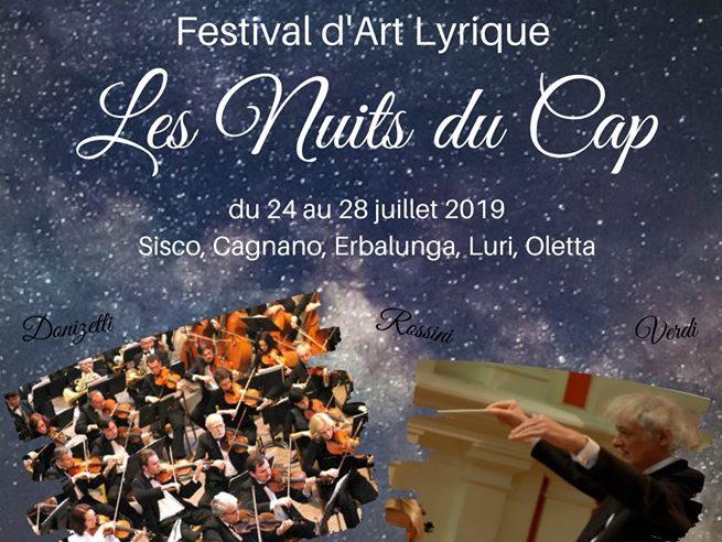 Festival dArt Lyrique – Les nuits du Cap