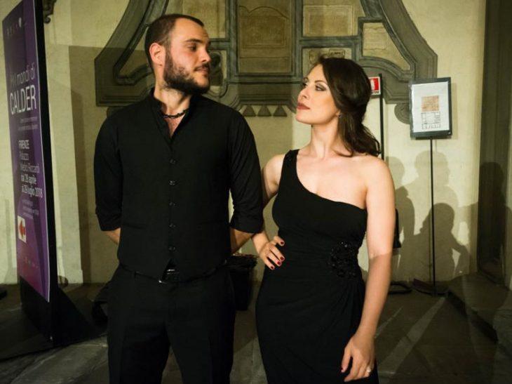 Mattia Braghero e Simona Di Stefano