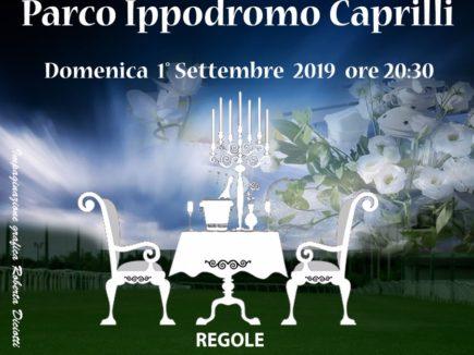 Cena in Bianco 2019