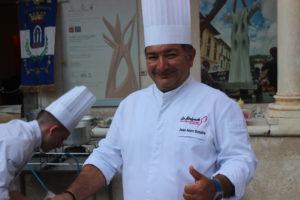 Foto chef stellato Mougins