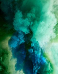 Goldschmied & Chiari paesaggio artificiale 2019 80×100 cm