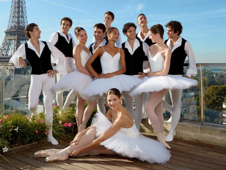 Les italiens de l'opera group photo