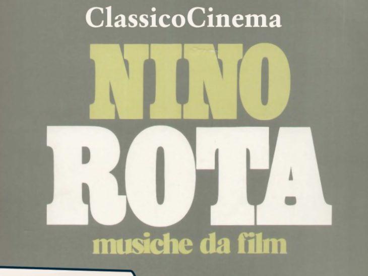 Nino Rota classicoCinema locandina