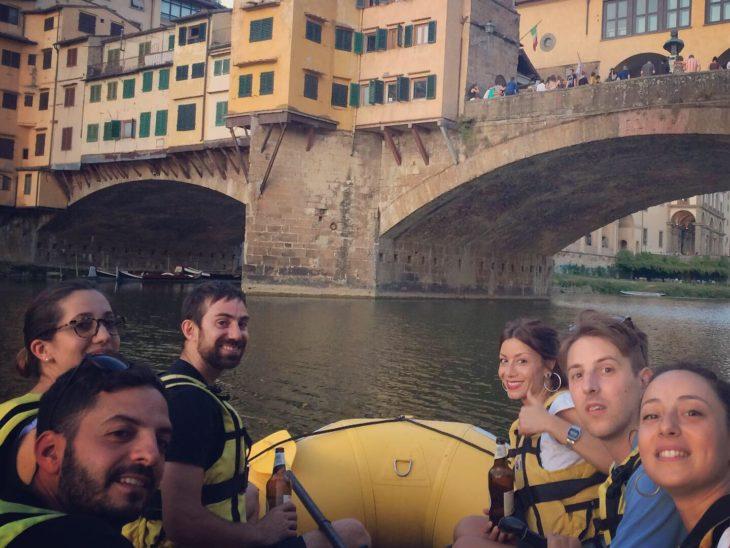 T rafting al Molo