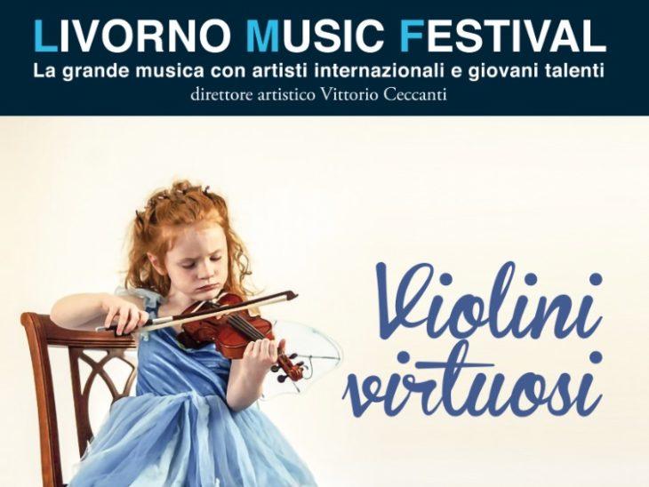 locandina violini virtuosi