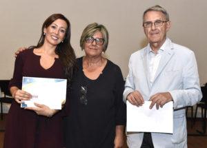 04 Il soprano Giorgia Serracchiani con Cristina Bicchi e Massimo Galli