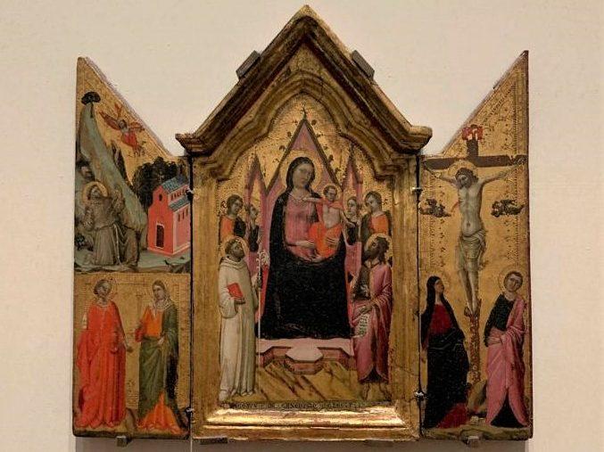 3 – Jacopo del Casentino