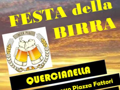 Festa birra locandina