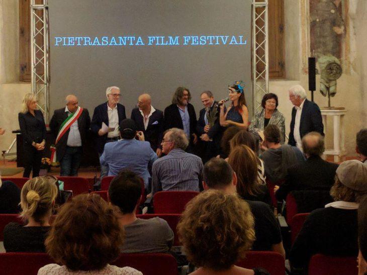Foto Panoramica della sala PFF