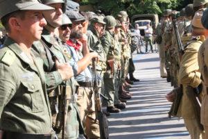 Foto parata militare Liberazione Pietrasanta 2019
