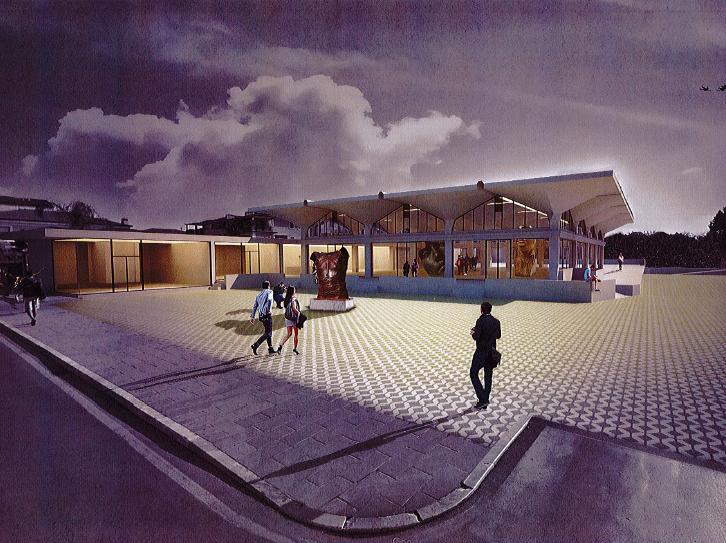 Foto project Museo Mitoraj
