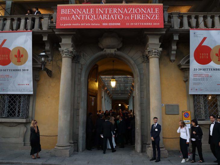 XXXI BIENNALE DELL'ANTIQUARIATO DI FIRENZE