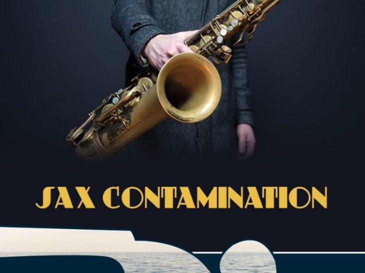 locandina sax contamination