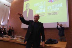 Carlo Verdone A PRESENTE ITALIANO_PISTOIA_Fotografo @Simone Margelli_9