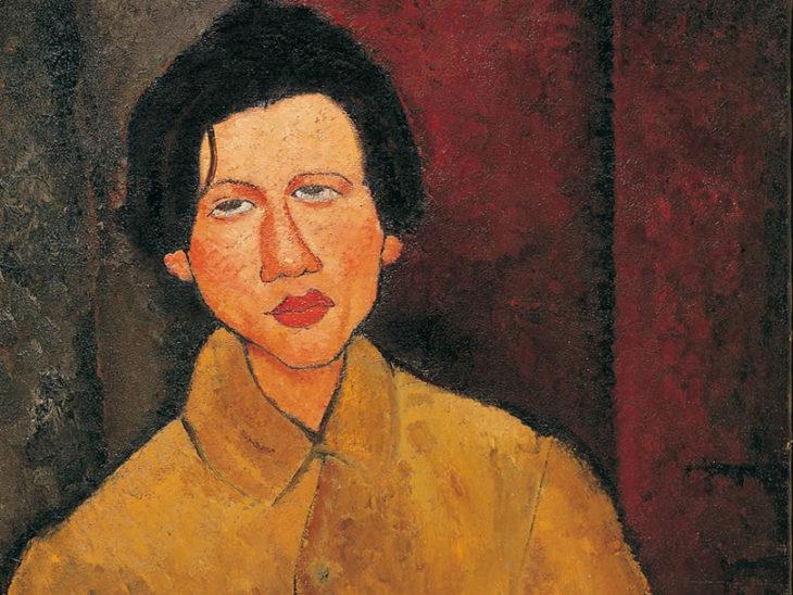 Chaim-Soutine-seduto-1916-Amedeo-Modigliani