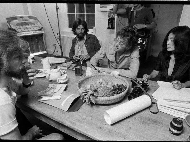 John & Yoko_photo by Spud Murphy © Yoko Ono 2
