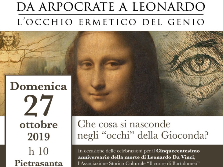 Locandina Da_Arpocrate_a_Leonardo_Pietrsanata