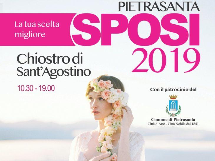 Locandina Pietrasanta Sposi