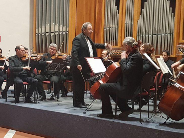 Orchestra da Camera Fiorentina liuteria
