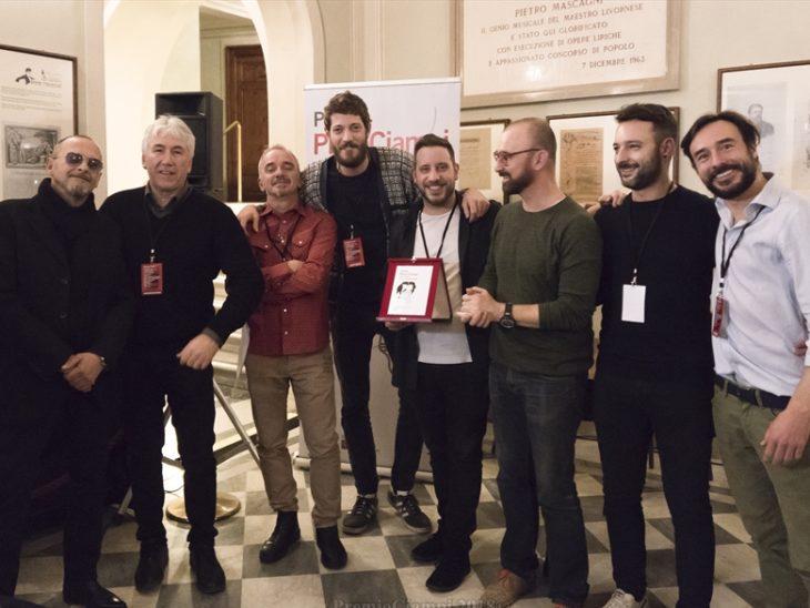 Premio Ciampi a Frigo