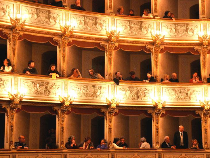 Pubblico a teatro ph Massimo D'Amato