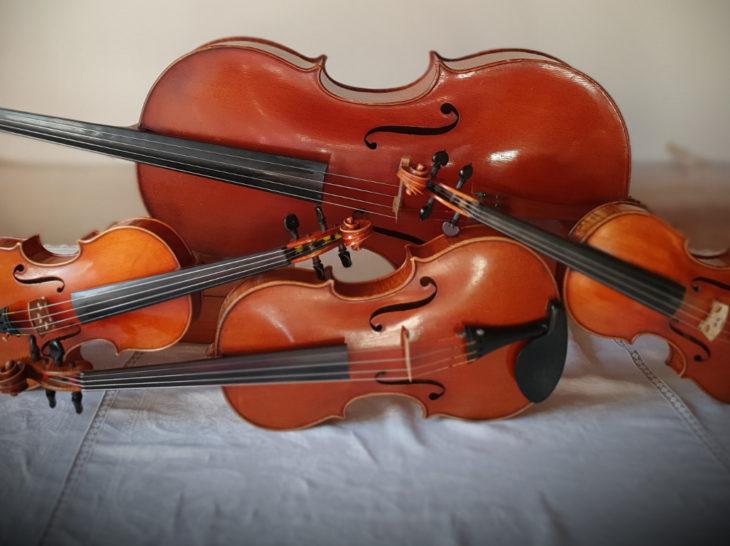 Quartetto strumenti Marino Capicchioni pic