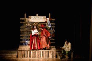 Romeo e Giulietta. L'amore è saltimbanco_8 novembre