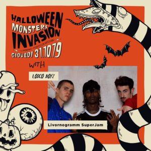 losco boyz halloween