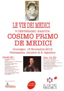 Locandina Convegno Medici 16 Novembre2019