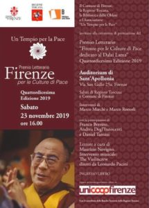 Locandina Pace 2019