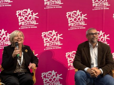 Lucia Della Porta e Marco Malvaldi