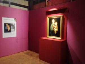 Madonna del Granduca mostra