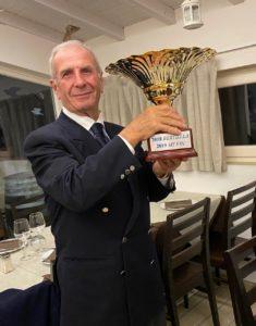 My Fin di Patrizio Galeassi e Paola Capecchi, portacolori del Club Nautico Versilia vince il Trofeo Challenge 2019 per le Regate di Altura
