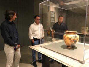 Rocca di Frassinello Museo etrusco