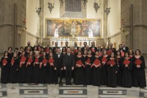 FIRENZE – coro foto Opera del Duomo Firenze/ Claudio Giovannini