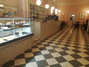 la nuova caffetteria del Teatro Manzoni – a cura di Caffè Valiani Bellagio srl