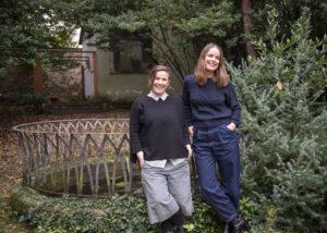 1. Carola Haupt e Ilaria Gadenz (Radio Papesse) foto di Davood Madadpoor (5)
