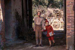 14 Foto di scena Pinocchio e Geppetto