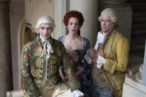 3 LOW – Amadeus – Lorenzo Gleijeses, Roberta Lucca, Geppy Gleijeses