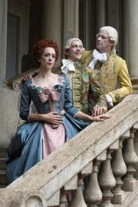 4 LOW – Amadeus – Roberta Lucca, Lorenzo, Geppy Gleijeses