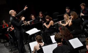 Concerto di Capodanno al Goldoni_Lorenzo Sbaffi direttore (Foto 1 di Augusto Bizzi)