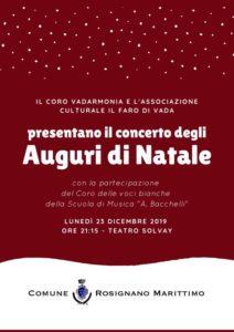 Concerto di Natale 23dic2019
