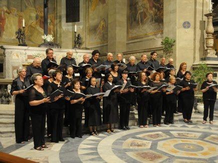 Foto Schola Cantorum Pietrasanta